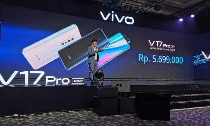 vivo V17 Pro Harga