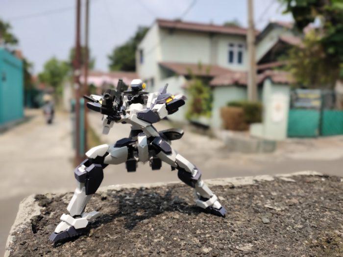 vivo Z1 Pro Kamera Belakang Robot Bokeh