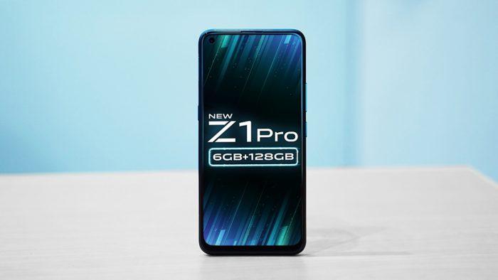 HP vivo Terbaru - vivo Z1 Pro
