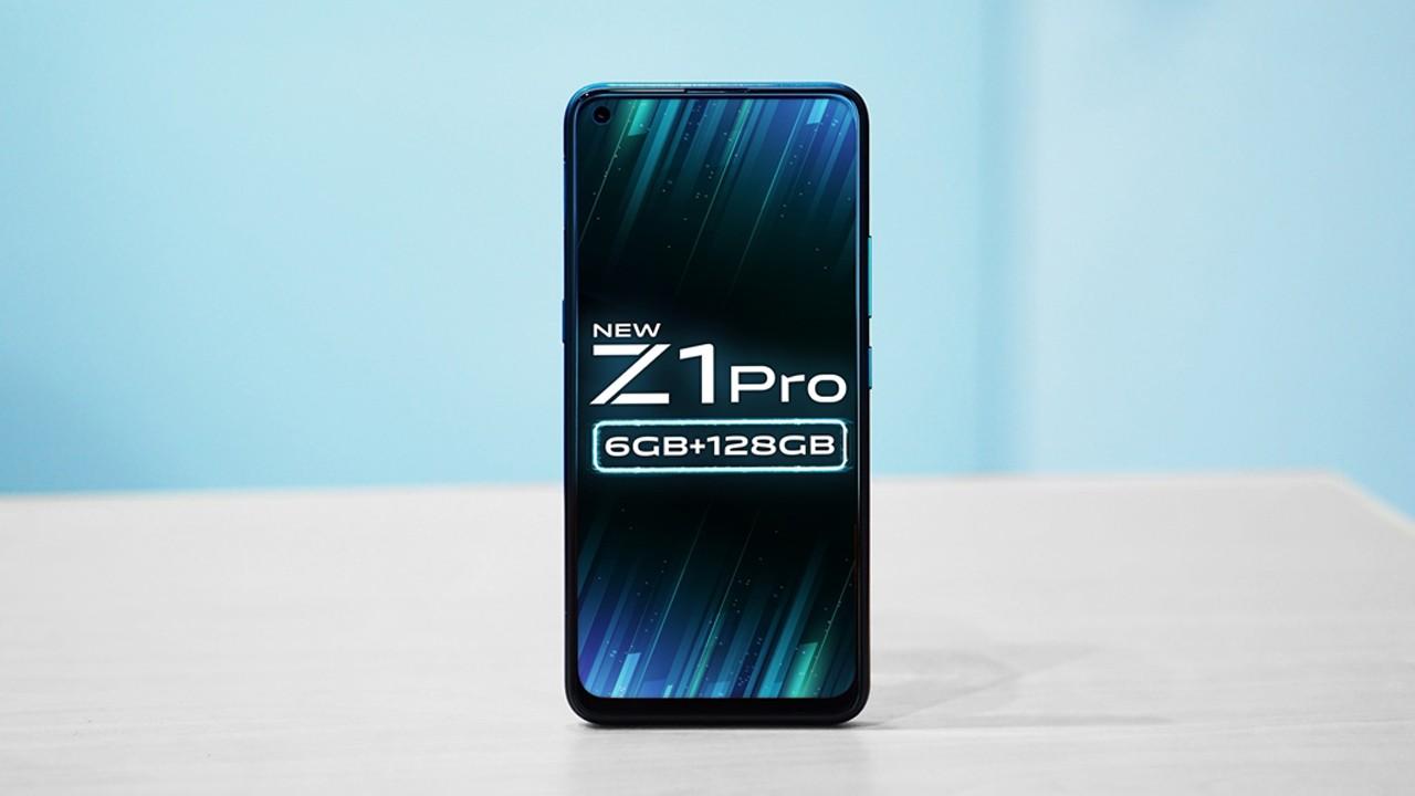 vivo Z1 Pro RAM 6GB Feature