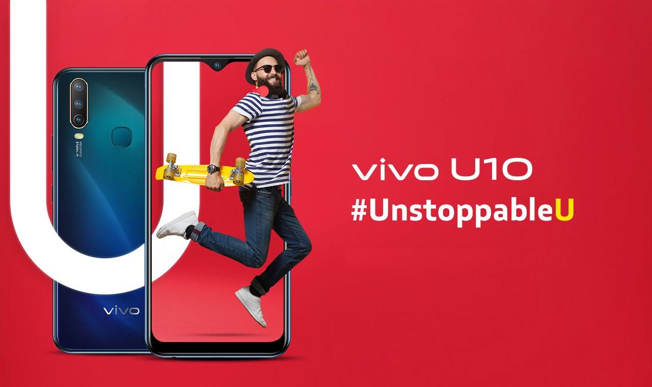 vivoU10 Feature