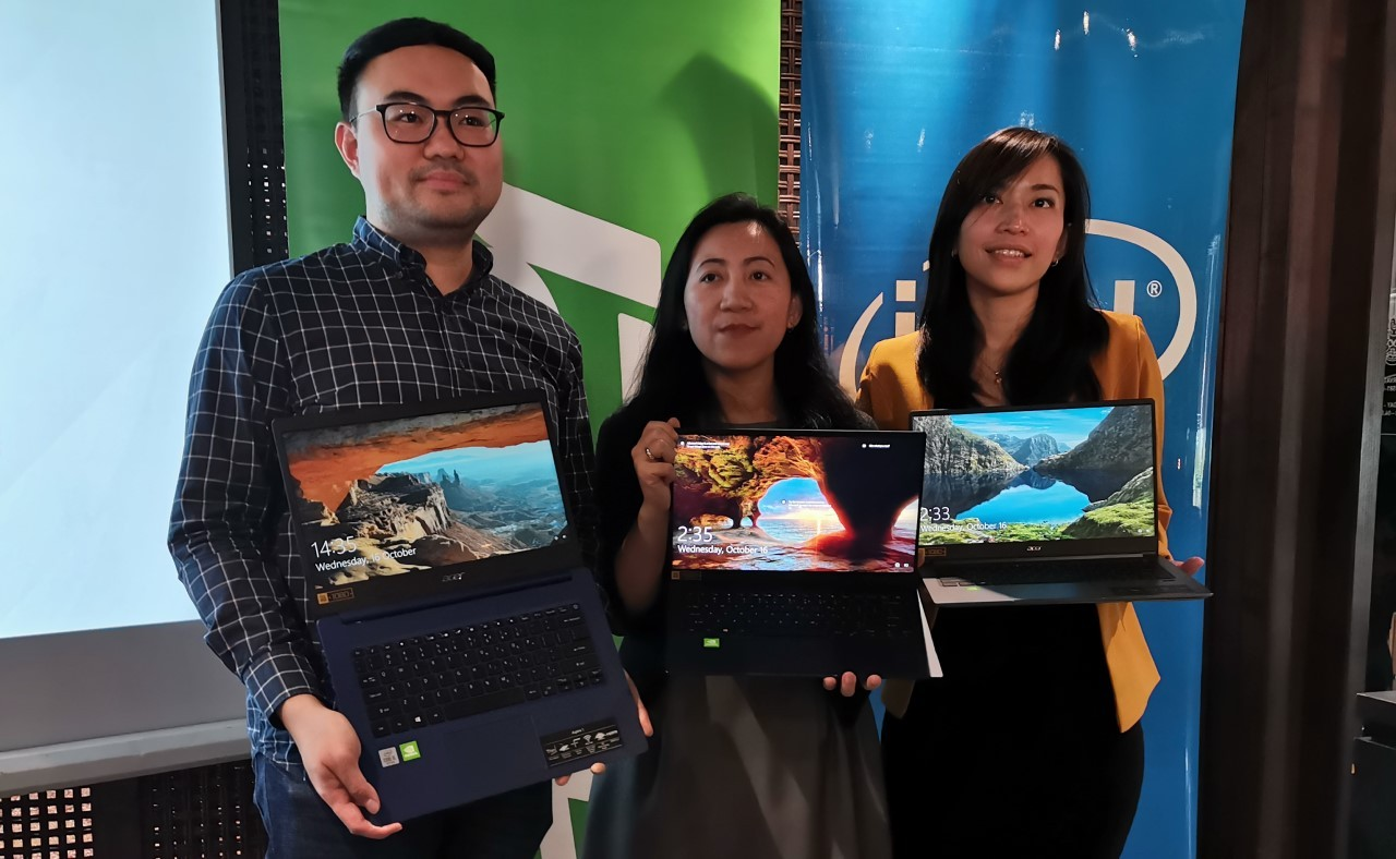Acer Swift 5 2019 Feature