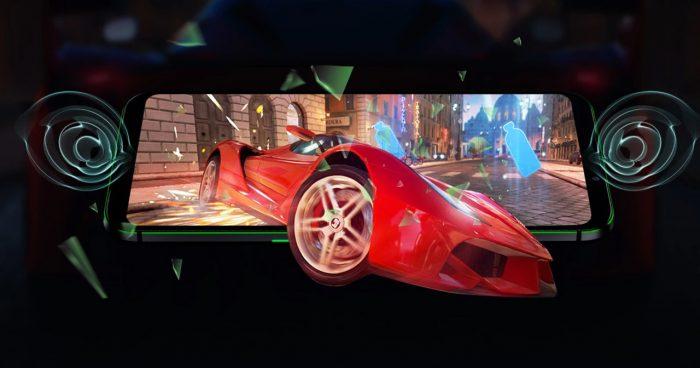 Black Shark 2 Game Mobil