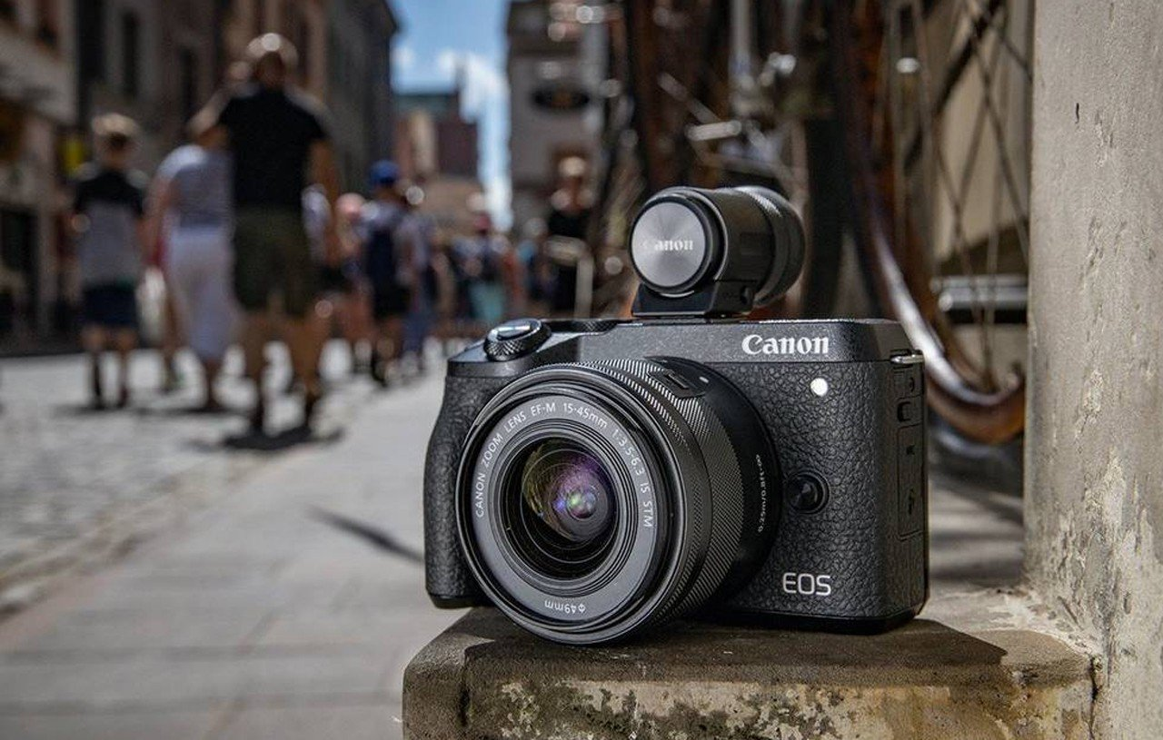 Canon EOS M6 Mark II Feature