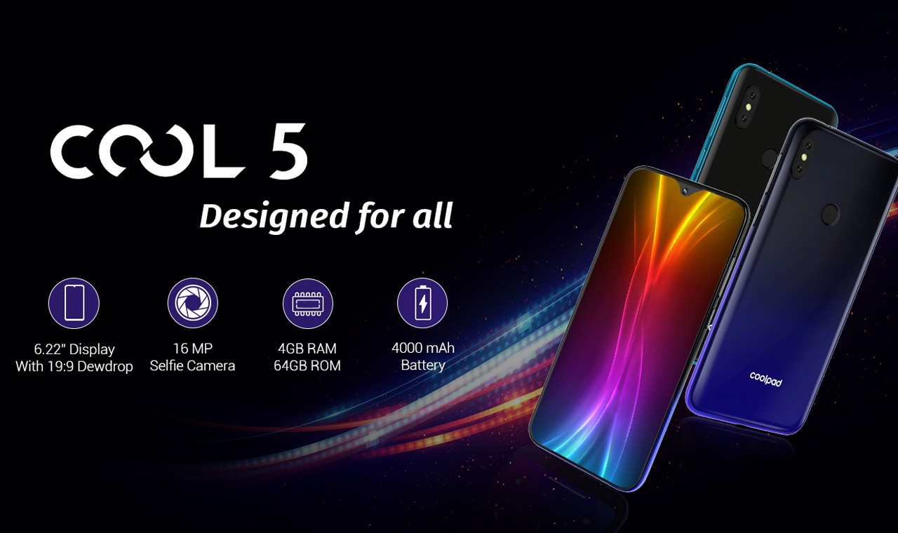 Coolpad Cool 5 Feature