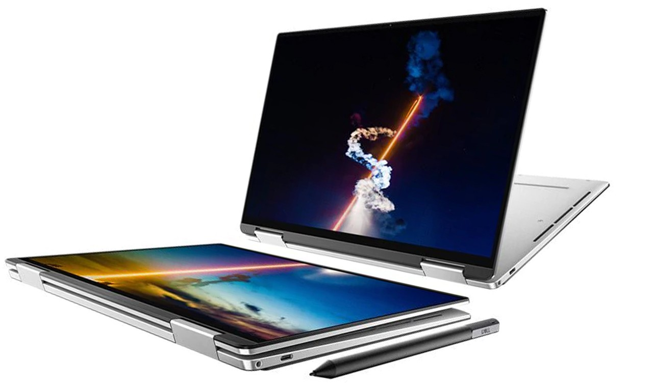 Dell XPS 13 2 in 1 Feature
