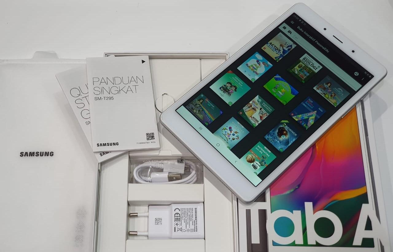 Galaxy Tab A 2019 Fature 8