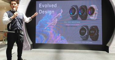 Garmin Smartwatch Feature