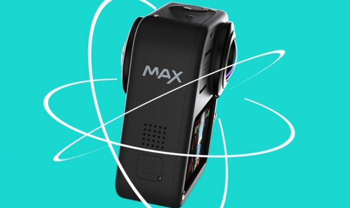 GoPro HERO8 Max 360 derajat