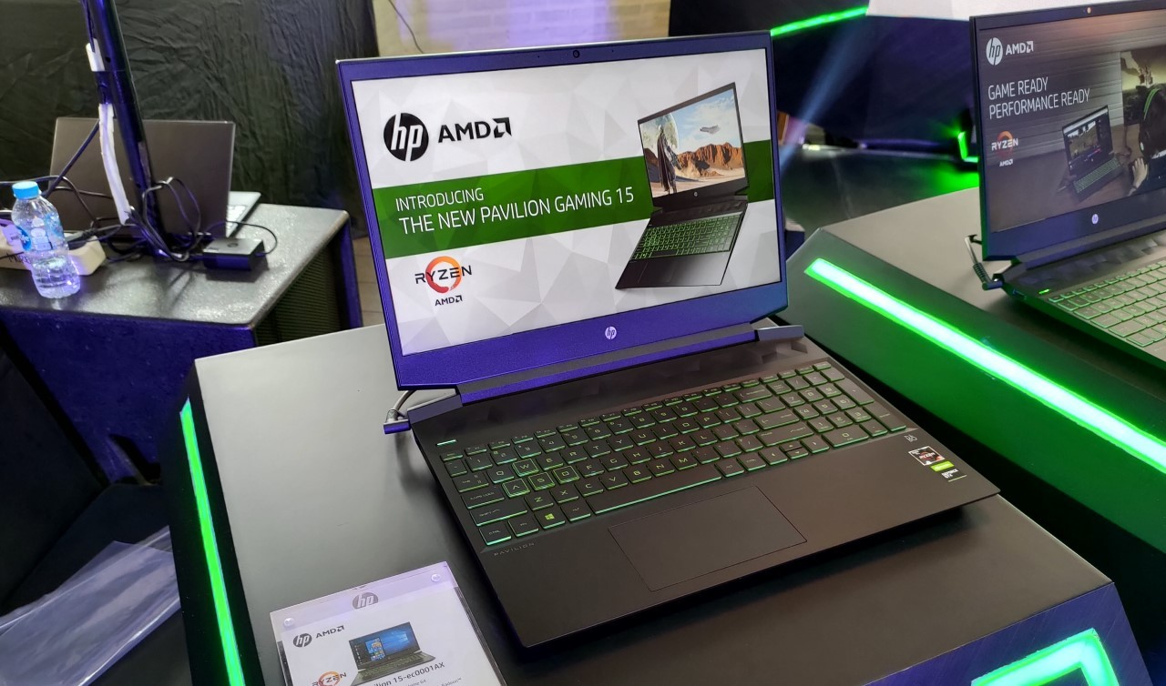 HP Pavilion 15 Gaming All