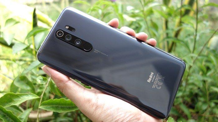 Impresi Redmi Note 8 Pro Bagian Belakang