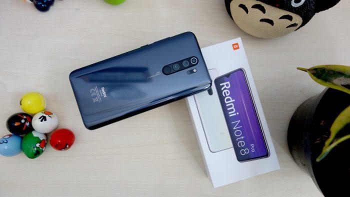 Samsung Galaxy M30s Vs Redmi Note 8 Pro Kamera Belakang