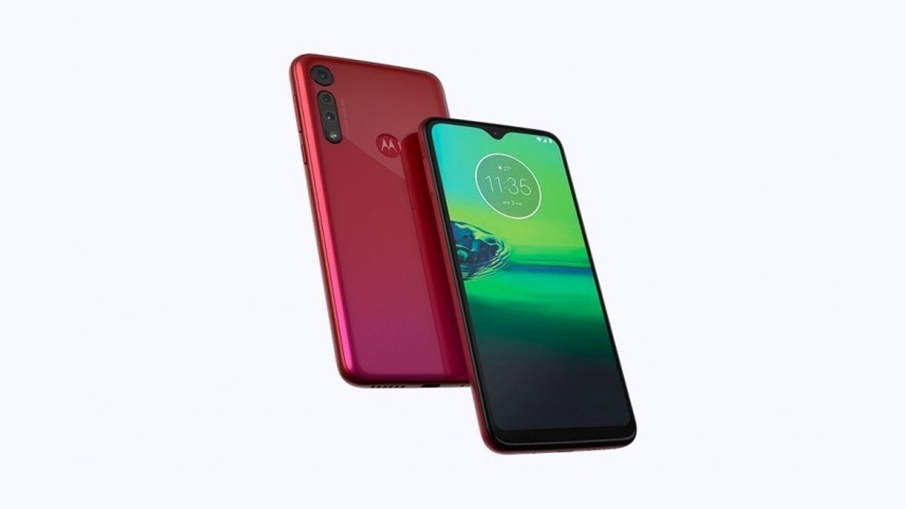 Moto G8 Play Feature