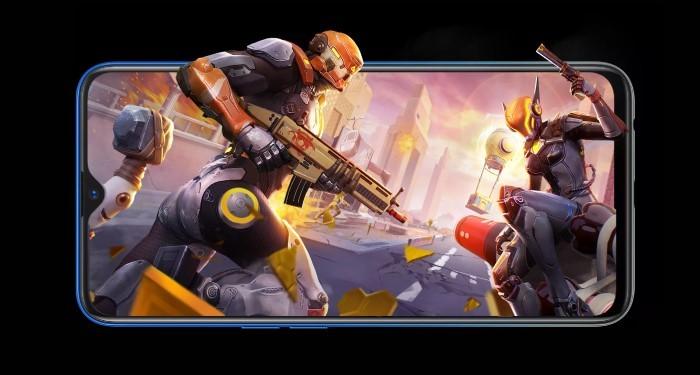 OPPO K5 vs realme X2 Game