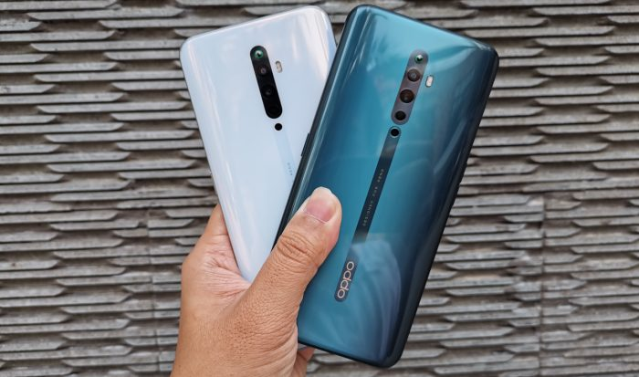 OPPO Reno2 F Feature Back