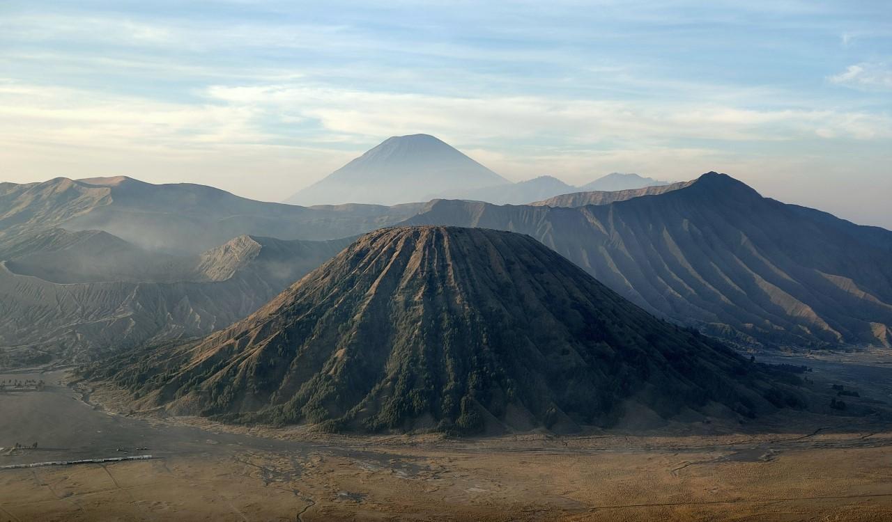 OPPO Reno2 Gunung Bromo
