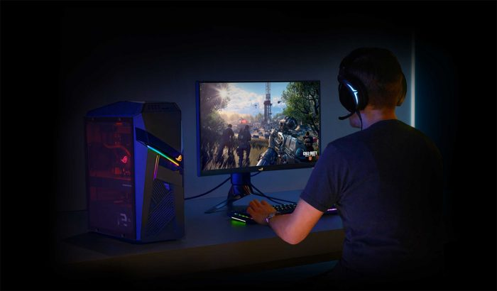 ROG Strix GL12 Gaming