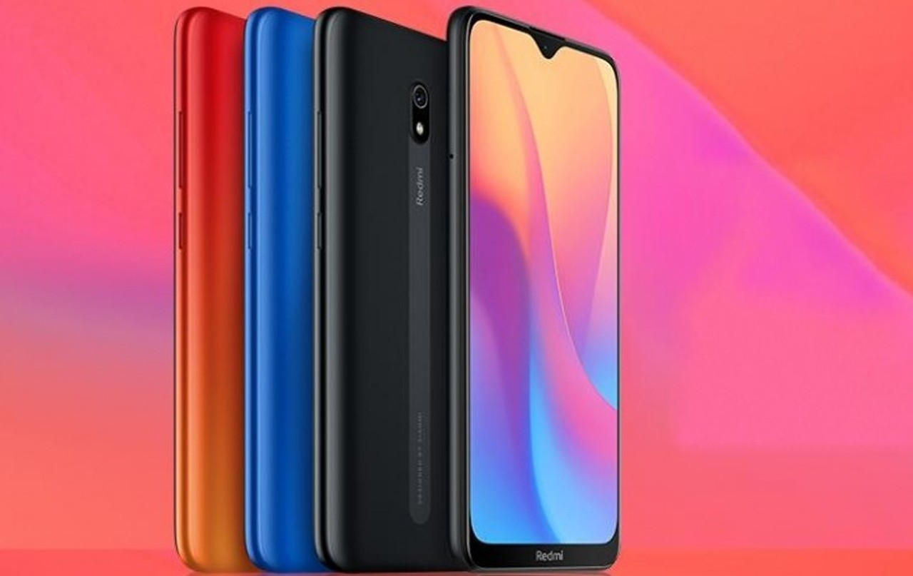 Redmi 8A Launch Header