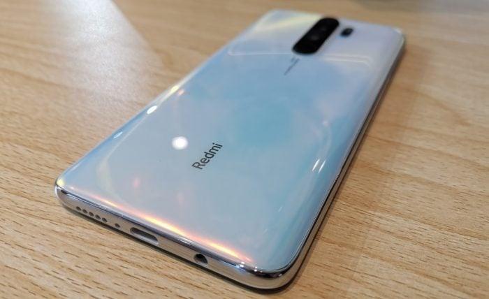 Redmi Note 8 Pro Back