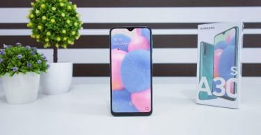 Review Samsung Galaxy A30s Header