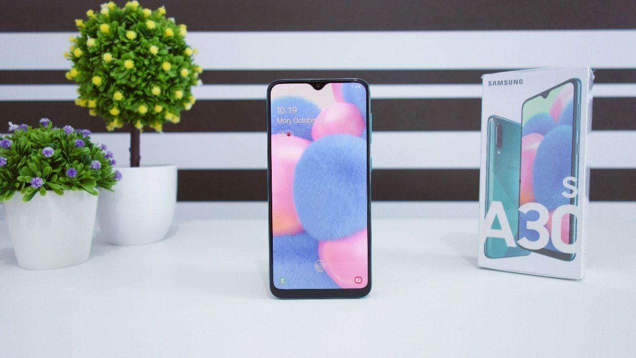Review Samsung Galaxy A30s Header