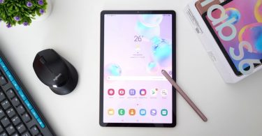 Review Samsung Galaxy Tab S6 Header