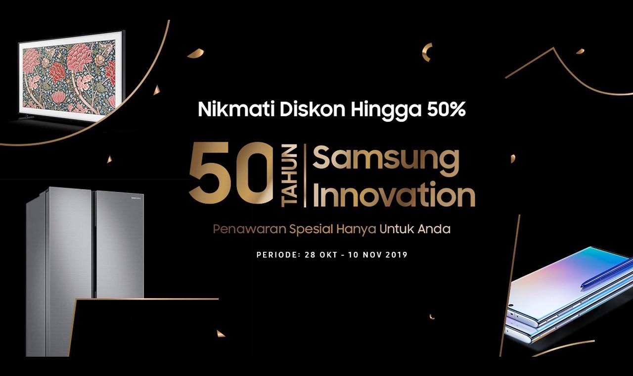 Samsung 50 Tahun