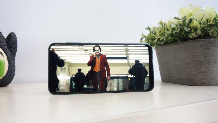 Samsung Galaxy A50s Layar Penuh