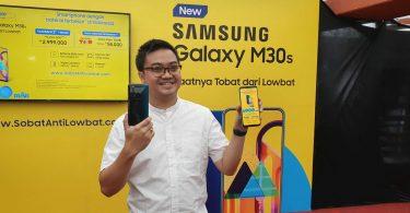 Samsung Galaxy M30s Featurez