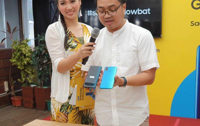 Samsung Galaxy M30s Petinggi