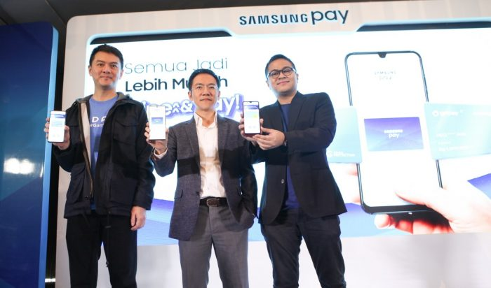 Samsung Pay Petinggi