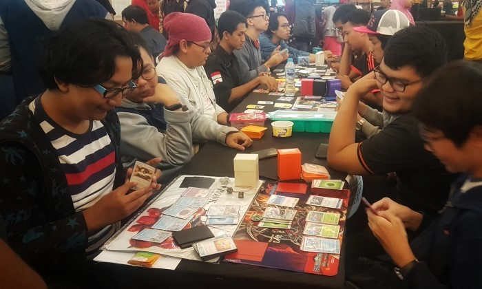 URBAN GAME FESTIVAL CARD GAME