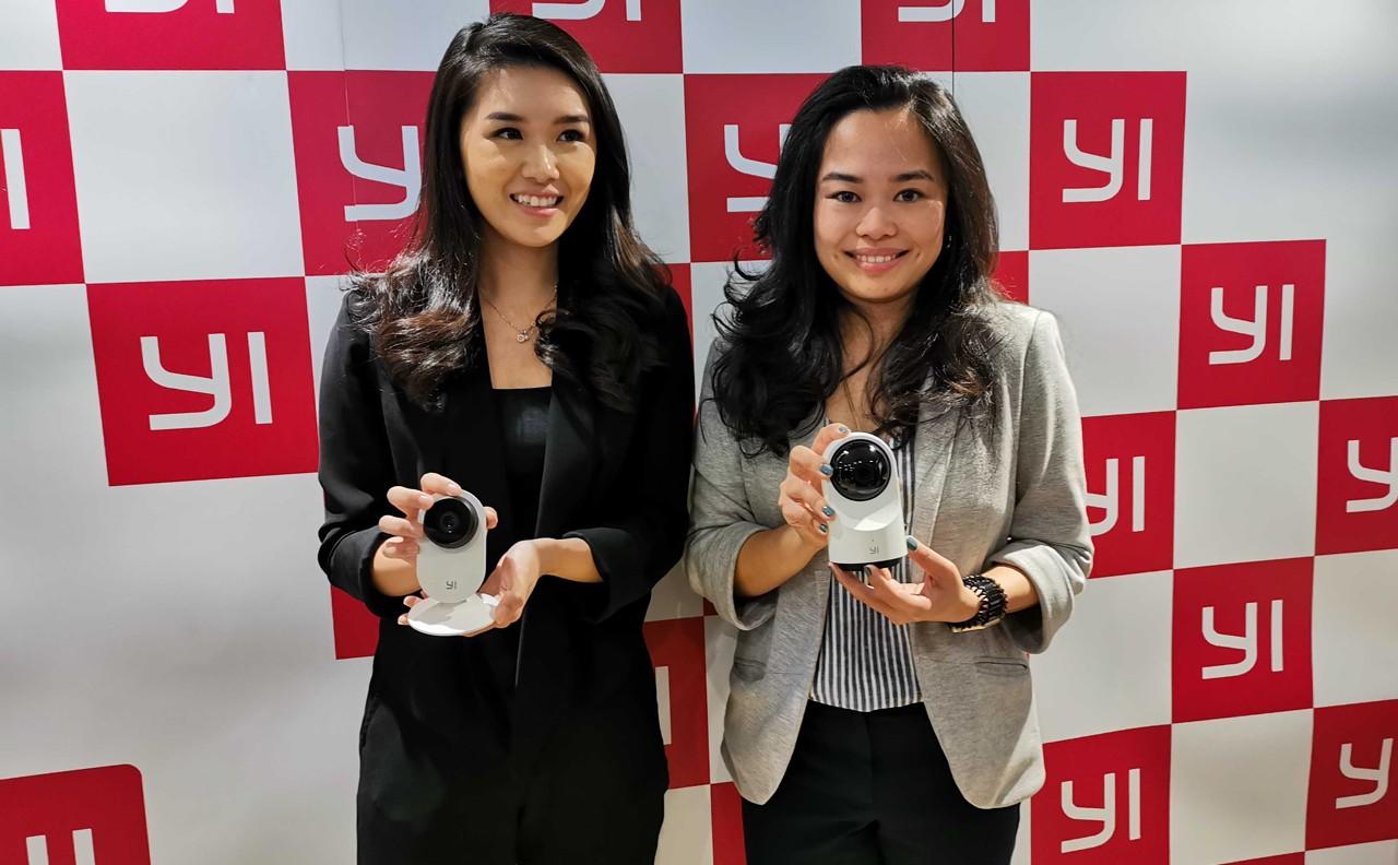 YI Dome Camera X Feature