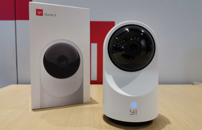 YI Dome Camera X Front