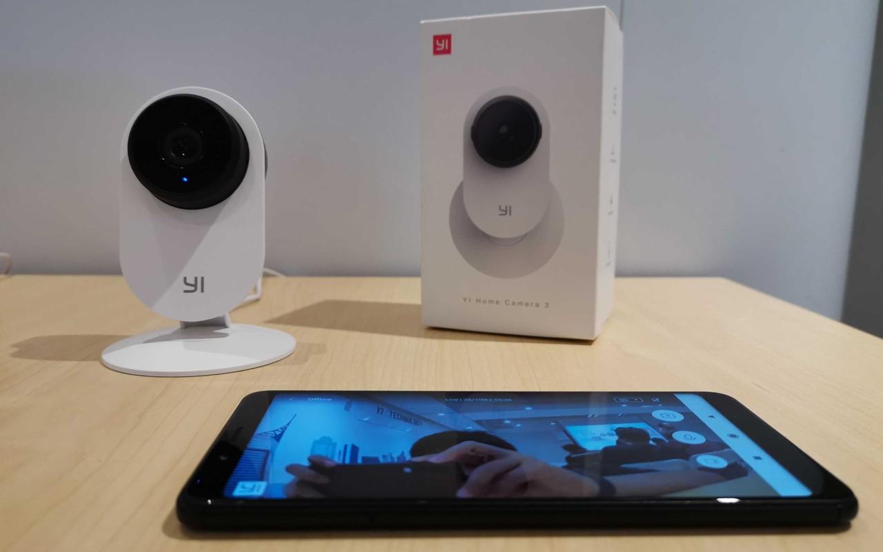YI Home Camera 3 Feature