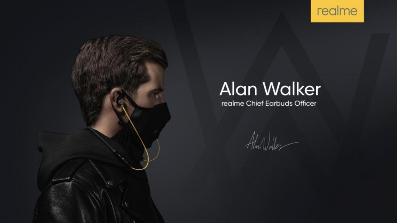realme Buds Wireless with Alan Walker
