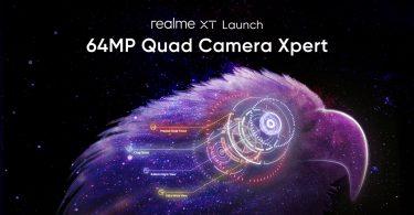realme XT Launch