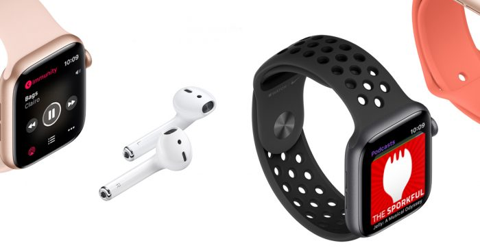 Apple Watch 5 Indonesia Airpod