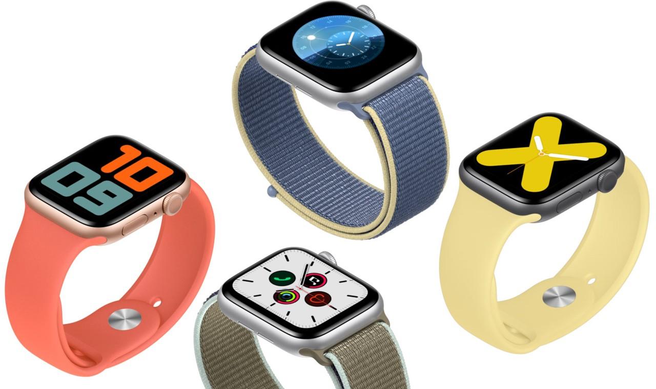 Apple Watch 5 Header