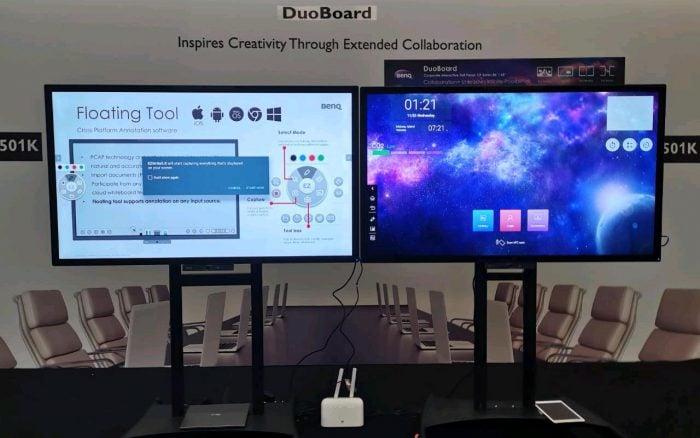 BenQ-DuoBoard-Interactive