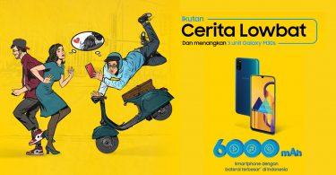 Cerita Lowbat Samsung Feature
