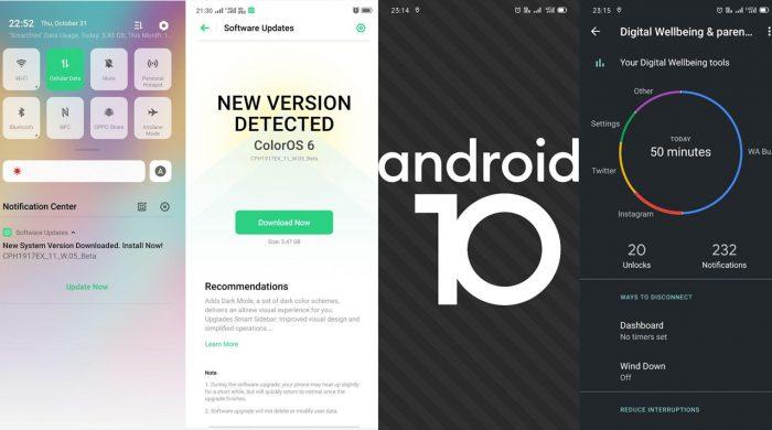 ColorOS Android 10 UI Fix