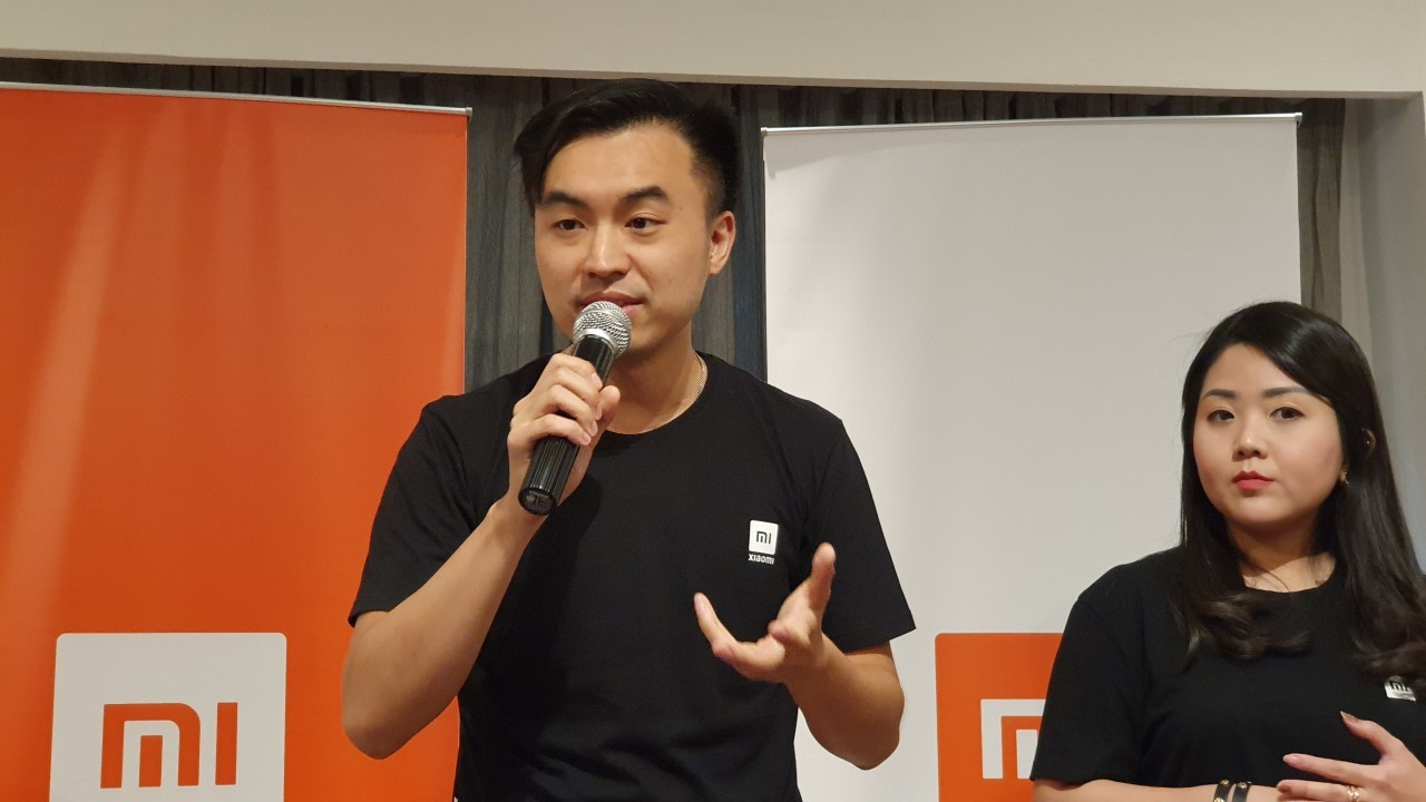 Country Director Xiaomi Indonesia - Alvin Tse