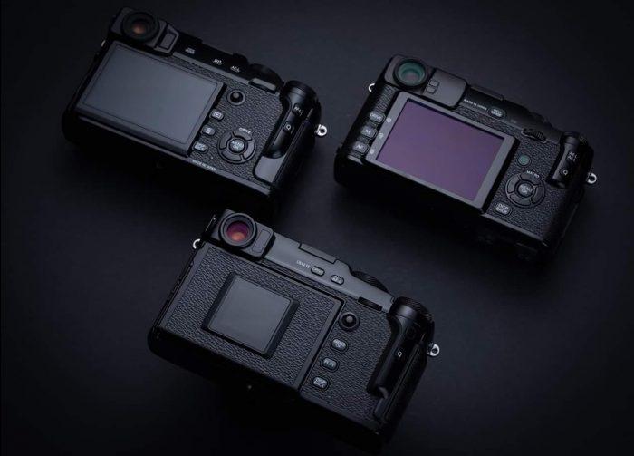 Fujifilm XPro3 Back