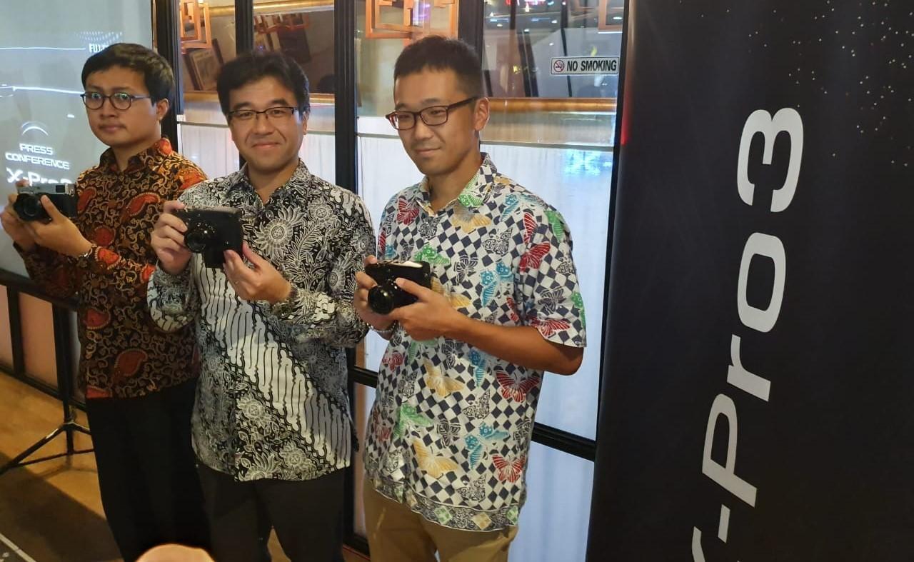 Fujifilm X-Pro3 Rilis Header