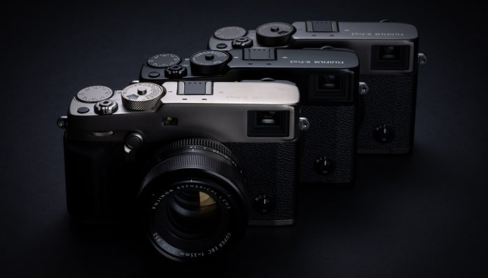 Fujifilm XPro3 Front
