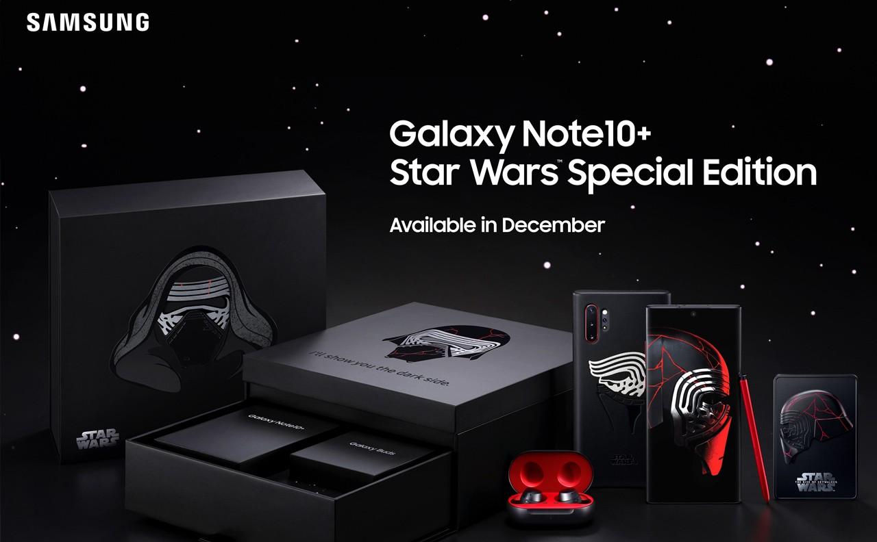 Galaxy Note 10 Plus Star Wars