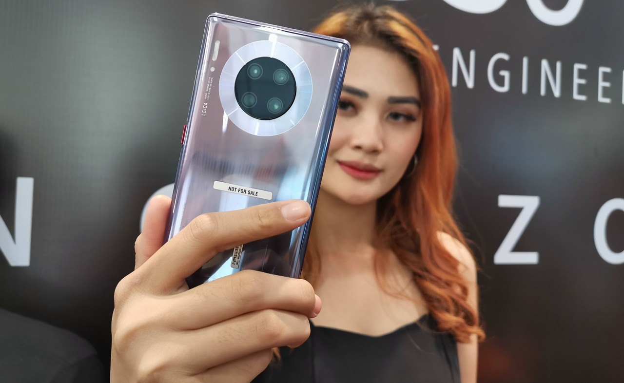 HUAWEI Mate 30 Pro Feature Indo