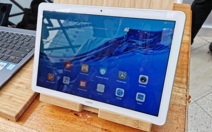 HUAWEI-MediaPadT5-Display