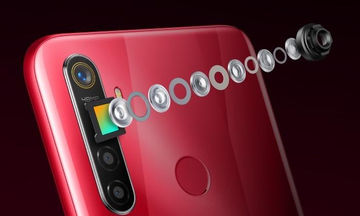Kelebihan dan Kekurangan realme 5s Kamera